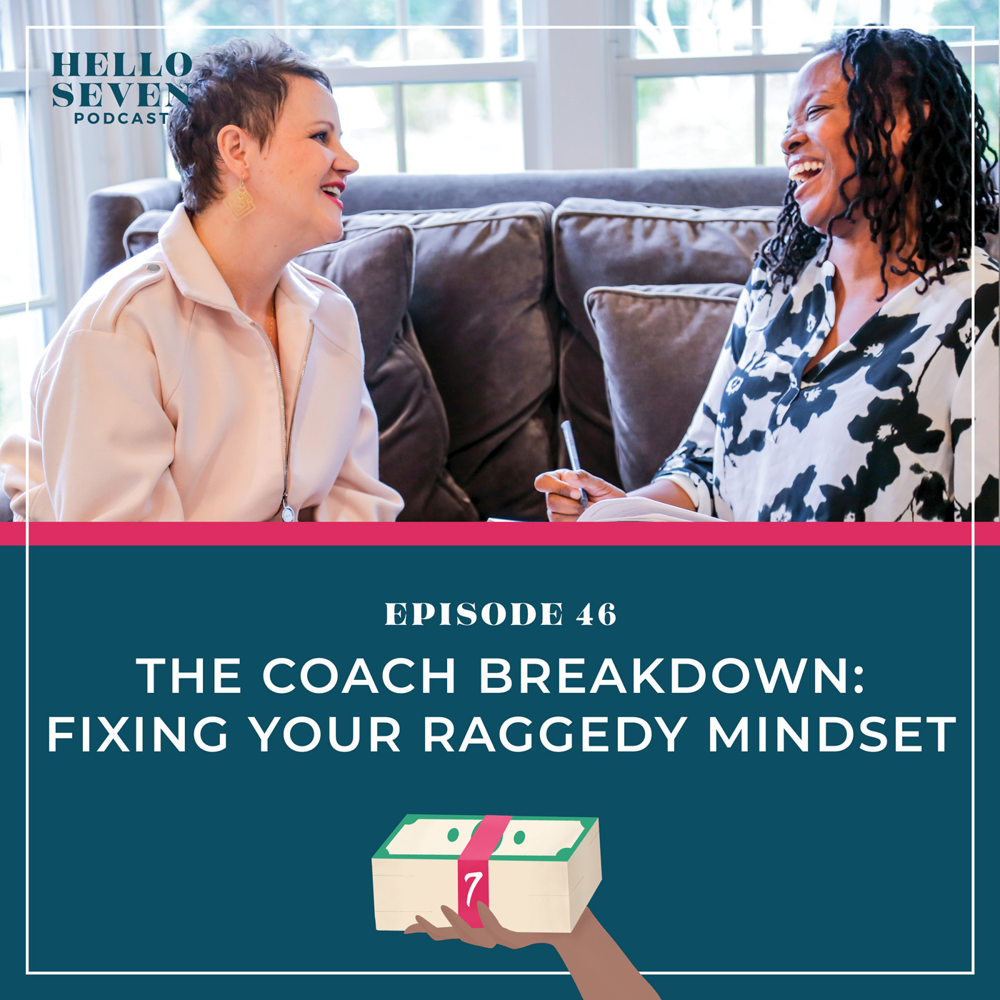 The Coach Breakdown: Fixing Your Raggedy Mindset