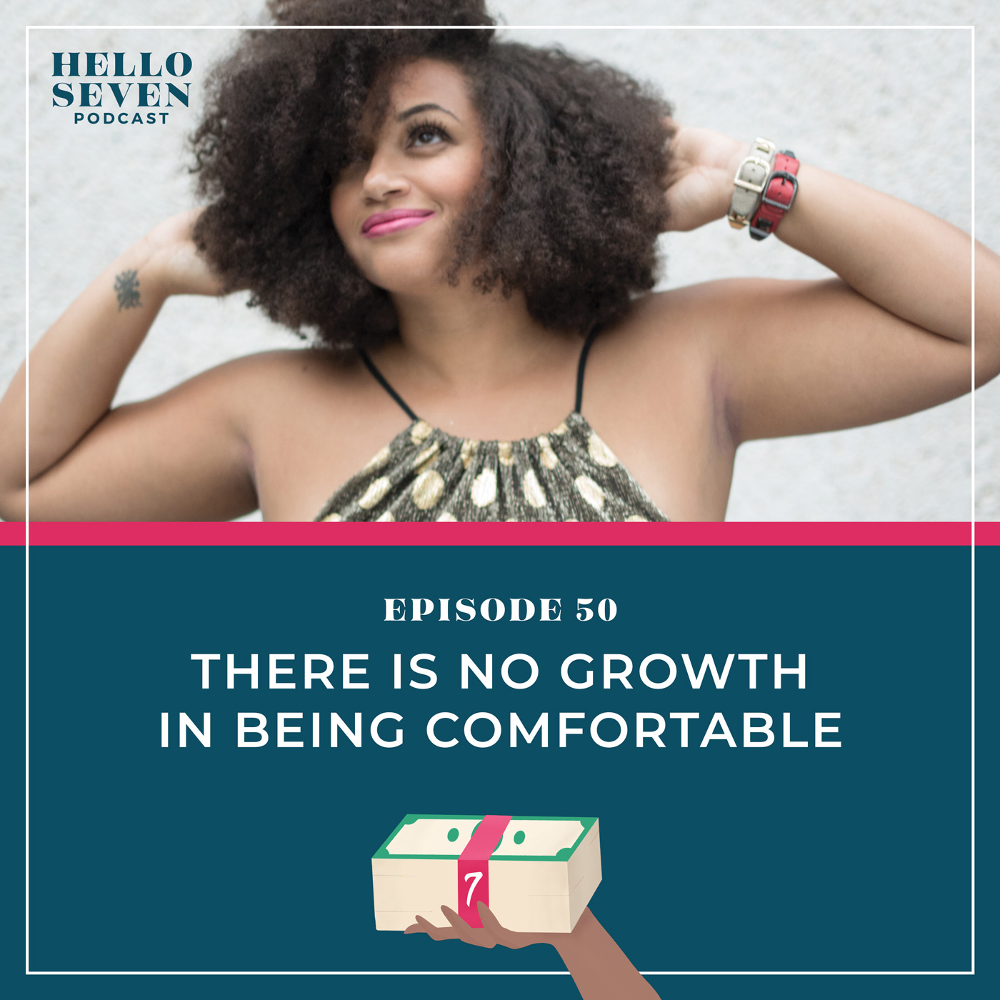 There Is No Growth in Being Comfortable