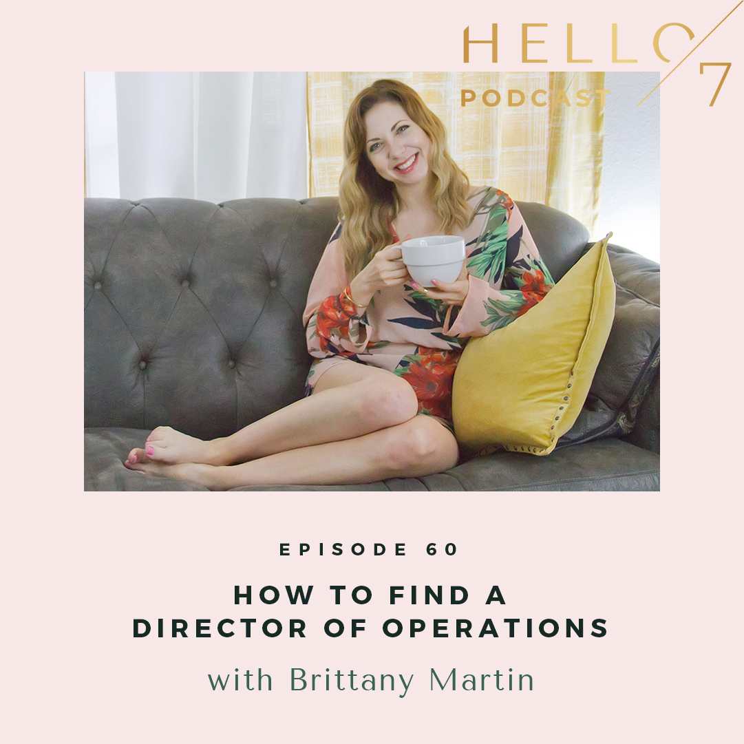How to Find a Director of Operations with Brittany Martin